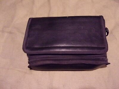 """Vintage Pushbutton Mobile/ Portable Pouch Phone By """"motorola"""""""