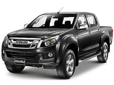 Isuzu Dmax 2013-2016 Workshop manual
