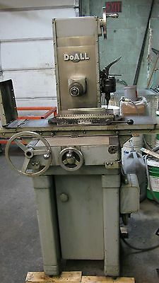 Doall Dh-12 Surface Grinder