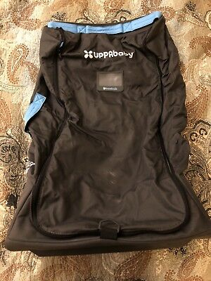 Uppababy Cruz Travel Bag With Travel Safe