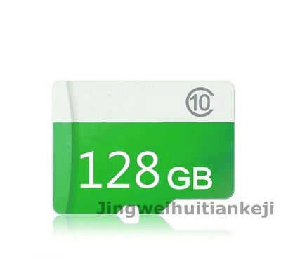 128GB Micro SD SDHC Memory Card TF Flash Class 10 FREE SD Adapter Retail Package