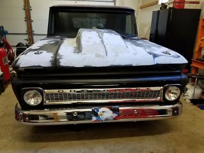 1966 Chevrolet C-10 Pro Street Long Bed 1966 Chevy C10 Pro Street Beast