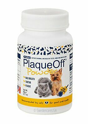 ProDen PlaqueOff Animal For Dogs & Cats, 60 gm
