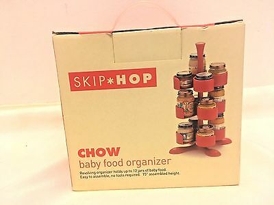 NIB Skip Hop Chow Baby Food Organizer (Jar Food)