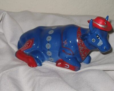 Cow Parade -Retired- Even Cowgirls Get The Blues)