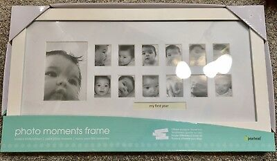 Pearhead Photo Moments Frame Baby Child Memorabilia Baby Shower Christmas Gift
