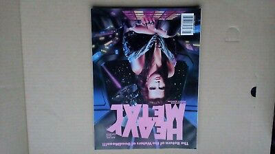 Heavy Metal 1991 May Fn Hm Comms Us Magazine <