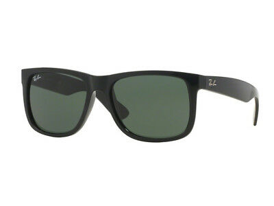 Ray ban Occhiali da sole nero sunglasses hot RB4165 JUSTIN cod. colore 601/71