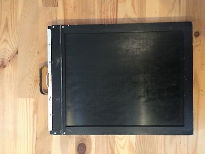 Sherman & Fairchild FDPH 042 8x10 metal film holder Serial no. 900