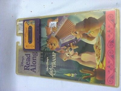 Disney Lady and the Tramp Storyteller Read Along Book and Tape