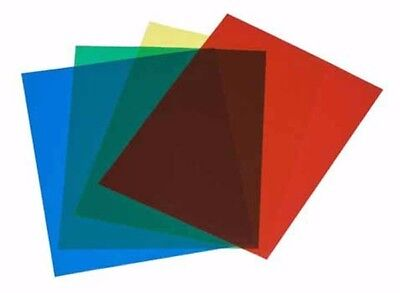 DeRoyal Colored Acetate Sheets