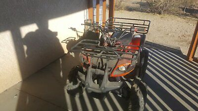 2015 Coolster 3125 125cc ATV, Less Than 25hrs usage.