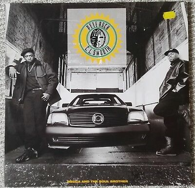 Pete Rock & C. L. Smooth - Mecca and the Soul Brother - 2 LPs - Near Mint