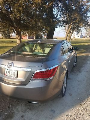 2012 Buick Lacrosse  2012 Buick Lacrosse great condition runs great