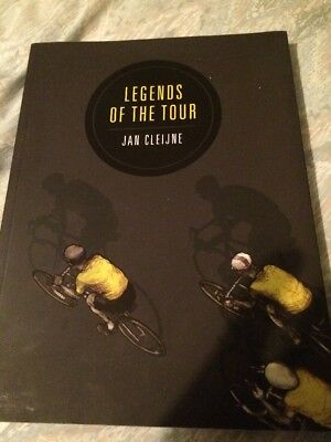 Legends Of The Tour Graphic Novel
