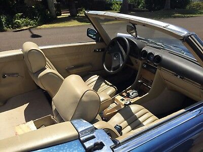 1985 Mercedes-Benz 300-Series SL 380SL - Valued at $13,000.00 in good condition!