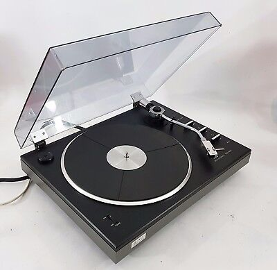 JVC AL-A15 Turntable - GWO - SHURE M75ED Type 2 Cart + Stylus FREE UK DELIVERY