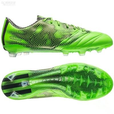 low priced b3a92 f8d0a Adidas F50 adiZero FG Firm Ground Soccer Football Boots B26734 Mens size  7.0 uk