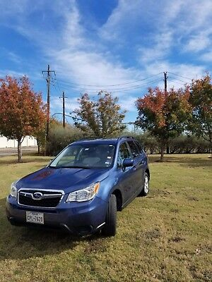 2014 Subaru Forester Premium 2014 Subaru Forester Premium w/ All Weather Pkg, Low Mileage! Great Condition.