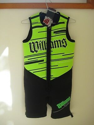Williams Youth Buoancy Wet Suit