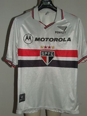 SOCCER JERSEY TRIKOT MAILLOT CAMISETA SPORT SAN PAOLO n °10 90'S size M