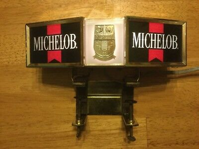 Vintage Michelob Bar Mounting Lighted Sign