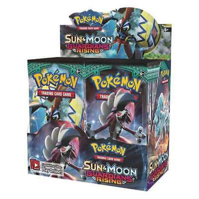 Pokemon TCG - Sun and Moon Guardians Rising Booster Box