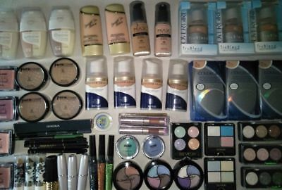 Makeup bulk mixed lot brand new items great selection of products