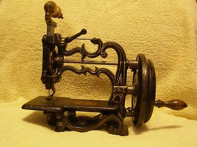 New England, Raymond, Weir sewing machine 1860's