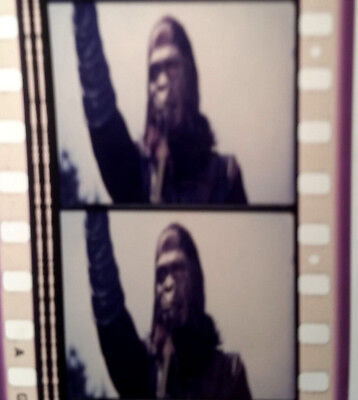 PLANET OF THE APES (1968) Orig 35mm trailer. Charlton Heston