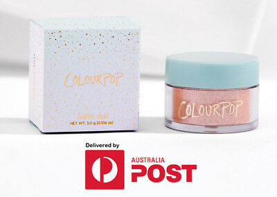 COLOURPOP Luster Dust Loose Highlighter in Gnomie | FREE POSTAGE!