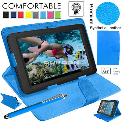 Leather Magnetic Flip Case Cover For Tab Amazon Kindle Fire HD 10'' Inch Tablet