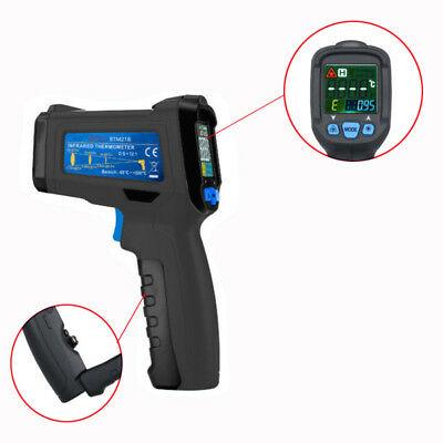 Non-Contact LCD IR Laser Infrared Digital Temperature Thermometer Gun Temp Meter