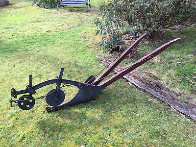Antique Horse Drawn Plough