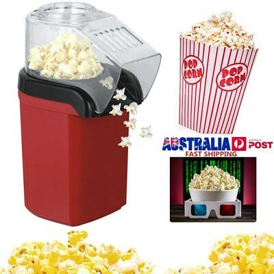 Electric Profession Pop Corn Popper Popcorn Machine Home Party DIY Maker Cooker