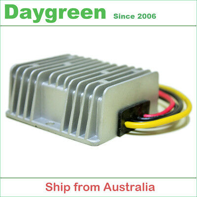 24V to 12V 20A STEP DOWN DC DC CONVERTER VOLTAGE REDUCER TRANSFORMER AUS Ship