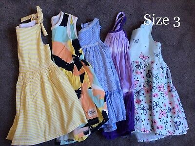 Mixed Summer And Winter Girls Clothes Size 3