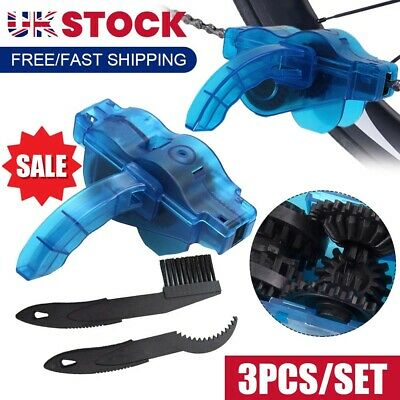 Bicycle Chain Cleaner Bike Maintenance Tools Lubrication Cleaning Wheel Wash