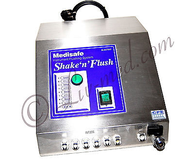 Ultraschallreinigungsgerät - Medisafe - Shake´n´Flush - ultrasonic cleaning unit