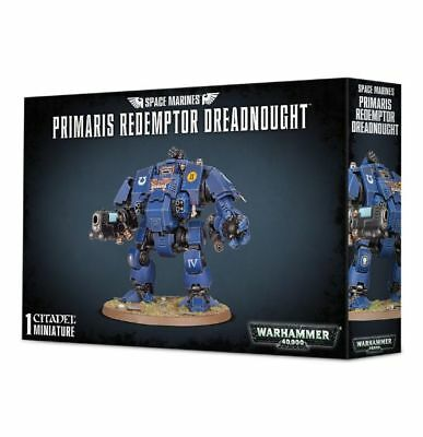 Space Marines - Primaris Redemptor Dreadnought - FREE SHIPPING