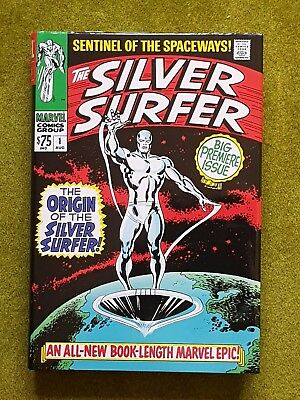 The Silver Surfer Omnibus Volume 1 (Issues 1-18) (Hardback)