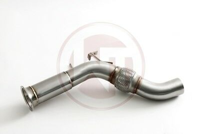 Wagner Tuning De-Cat Downpipe Kit 500001020 for BMW X5 30D E70 LCI