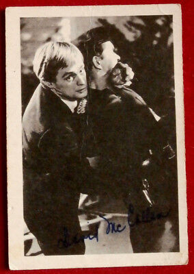 THE MAN FROM UNCLE - David McCallum - Ilya Kuryakin - A & BC Ltd, Card #22, 1965