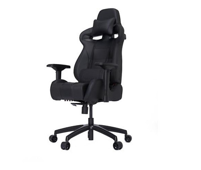 VERTAGEAR SL4000 RACING SERIES GAMING CHAIR - Carbon/Black