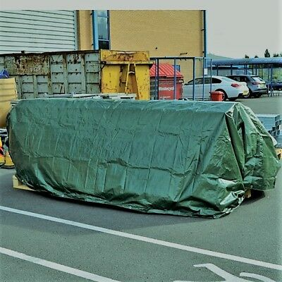 Large Tarpaulin, Tarpaulin Cover, Water-proof ground cover, Timber tarp cover