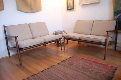 Mid-Century Modern Sofa/Sectional Couch ~ Danish Style~