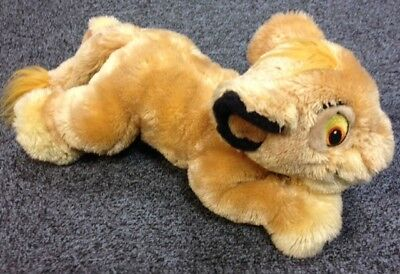 Simba - Original Disney Store Soft Toy