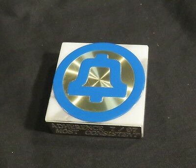 Vintage 1997 Bell Telephone Co Richmond VA, Paperweight