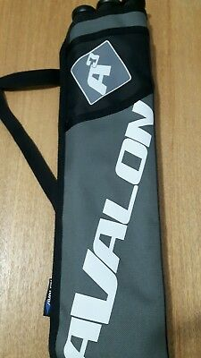 Avalon Quiver Grey And Black