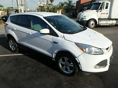2015 Ford Escape SE 2015 Ford Escape SE Salvage Wrecked Repairable! Priced To Sell! Wont Last! L@@K!